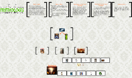 Greek Mythology - Opening Family Tree