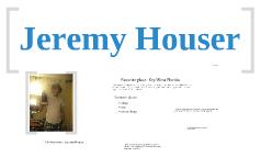 Jeremy Houser