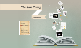 Copy of The Sun Rising