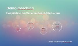 Demo-Coaching