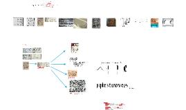 A dimensão registro da escrita