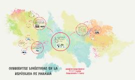 Corrientes logísticas en la republica