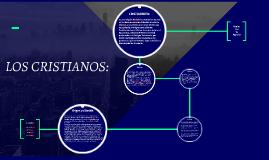 LOS CRISTIANOS: