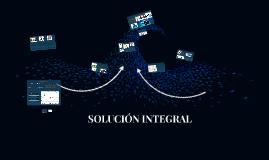 SOLUCIÓN INTEGRAL