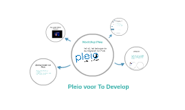 Pleio voor To Develop