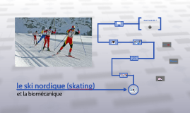 le ski nordique (skating)