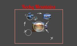 Rocky mountains Cameron