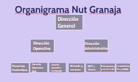 Organigrama Nut Granaja