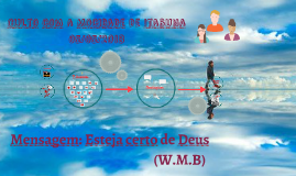 Mensagem Esteja certo de Deus