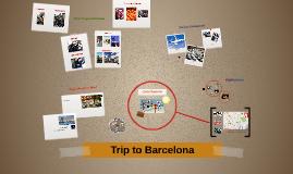 Trip of Barcelona