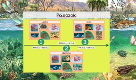 Paleozoic: Càmbric, Ordovícic i Càmbric