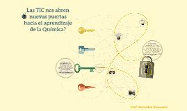 Las TIC nos abren nuevas puertas hacia el aprendizaje de la