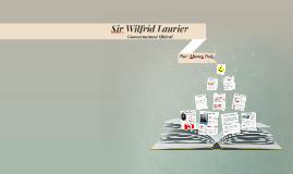Sir Wilfird Laurier