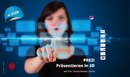 Prezi 3D Präsentieren