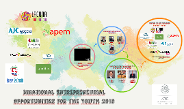 Binational Entrepreneurial Opportunities for the Youth 2018