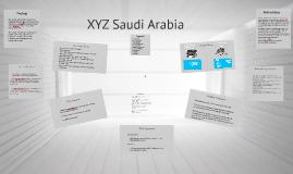 XYZ Saudi Arabia