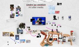 Umění po médiích