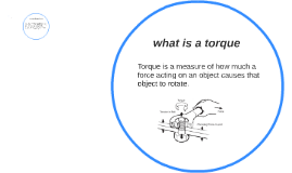 what is a torque