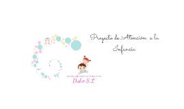 Copia de Proyecto de Atención  a la Infancia