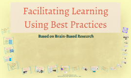 Copy of Facilitating Learning Using Best Practices