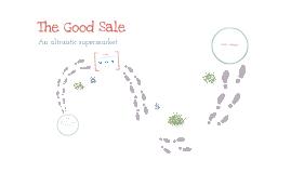 The Good Sale