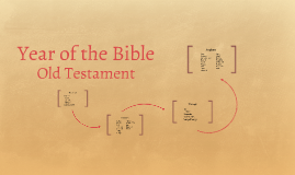 Year of the Bible: Old Testament