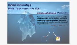3. Clinical Immunology - Immunopathological Mechanisms