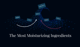 The Most Moisturizing Ingredients