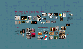 Introducing Disability Art