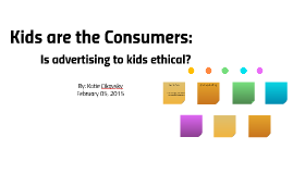 Marketing To Kids: