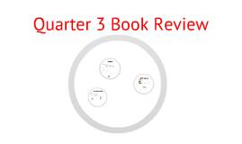 Quarter 3 book review