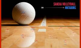 SANDIA VOLLEYBALL