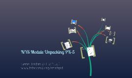 NYS Module Unpacking PK-5