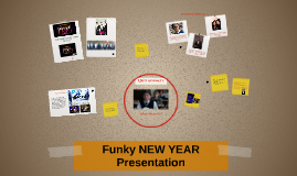 Funky NEW YEAR Presentation