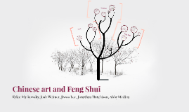 Chinese art and Feng Shui
