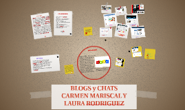 BLOGS Y CHATS