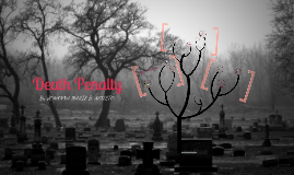 Death Penalty