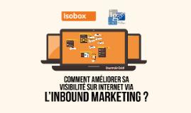 Copy of L'inbound Marketing /// Mémoire de fin d'étude