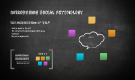 Introducing Social psychology