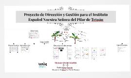 Presentación TFM Pablo López García UNIR 2014
