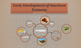 Early Development of American Economy