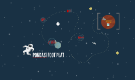 PONDASI FOOT PLAT