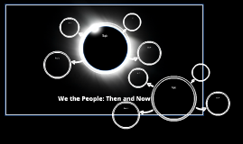 We the People: Then and Now