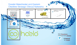 Greater Manchester and Eastern Cheshire Strategic Clinical Networks 25th november