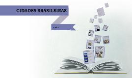 Cidades brasileiras 7º ano