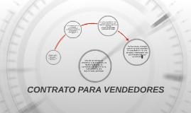 CONTRATO PARA VENDEDORES