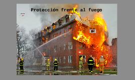 Protección frente al fuego