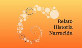 Relato - Historia - Discurso