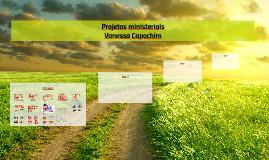 Copy of Projetos ministeriais