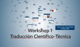 Workshop 1 -